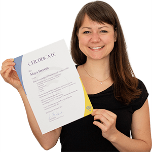 transactional analysis certificate Claudia